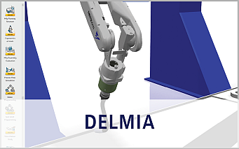 DELMIA CAM Software