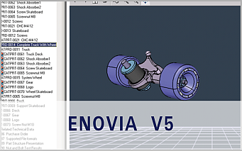 ENOVIA V5 SmarTeam