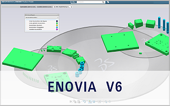 ENOVIA V6 PLM Software