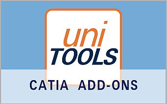CATIA Add-Ons uniTOOLS