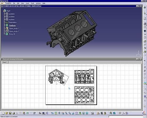 CATIA V5 Basis Mechanical Design (MD2)