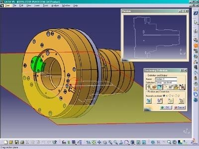 CATIA V5 DMU Space Analyse (SPA)