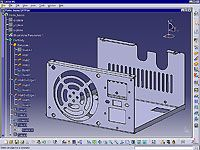 CATIA V5 SheetMetal Design (SMD)