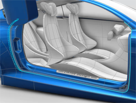 CATIA V6 Freeform Surface FSS