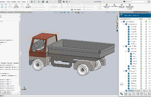 SolidWorks 3DEXPERIENCE CCE
