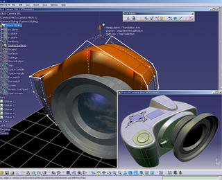 CATIA V5 Mechanical Design