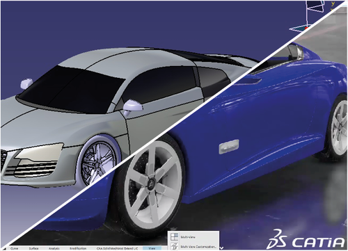 CATIA V5-V6 Transition (CATV6T)