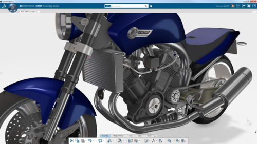 CATIA V6 Mechanical Design Expert